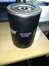 H17W02 HENGST FILTER Oil Filter for AC,FERRARI,FIAT,FORD,FORD USA,LANCIA,LAND RO