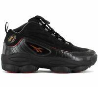 Reebok Iverson Legacy Chaussures de basket-ball CN8404 Noir Sneaker Sport Neuf