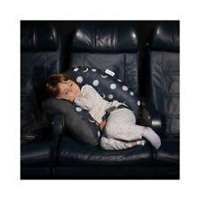 Seat To Sleep Travel Nest Inflatable Plane Sleep Aid Cushion Pillow Kids 3-10 Yr