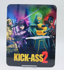 KICK ASS 2 - Glossy Fridge / Bluray Steelbook Magnet Cover (NOT LENTICULAR)