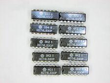 """HD74LS30P  """"Original"""" Hitachi  14P DIP TTL IC  10  pcs"""