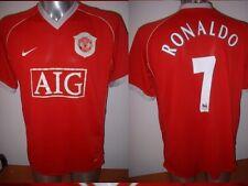 Manchester United Nike RONALDO S M L XL Football Soccer Shirt Jersey Portugal R