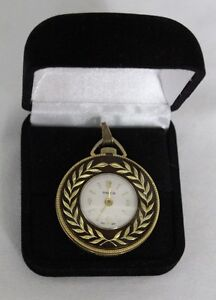 Vintage Trice Watch Pendant Pocket Mechanical Collectible Swiss Made