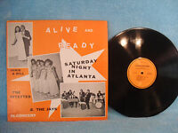 The Joyettes & the Jays In Concert, Alive and Ready, Alaskeegee Joy AU 4741,Rock