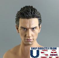 1/6 Green Goblin James Franco Head For Spiderman Hot Toys PHICEN Male Figure USA