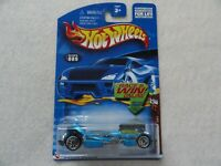 Jet Threat 3.0  Collector #089       Hot Wheels