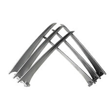 X-Men The Wolverine Claws Replica Wolverine Cosplay Props Logan Claws One Pair
