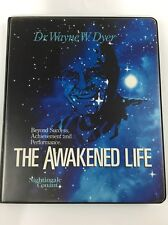 Dr. Wayne Dyer The Awakened Life 6 Audio Cassette Tape Set Nightingale Conant