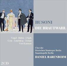 Die Brautwahl/Daniel Barenboim, New Music