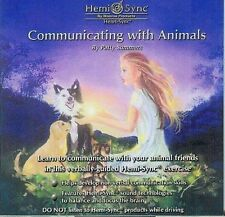 Communicating with Animals Hemi-Sync Monroe Products New Verbal CD 42 Minutes