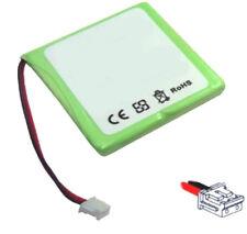 Audioline SLIM DECT 500,502,580,581 2.4v 600mAh cordless phone Battery Ni-Mh