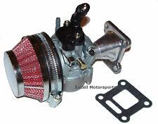 Mini Pocket Dirt Bike Performance Carburetor Carb 49cc COOLSTER QG-50 Parts