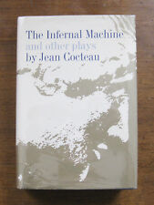 THE INFERNAL MACHINE by Jean Cocteau -1st/1st 1963 HCDJ - plays VG+