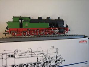 Märklin 5524 Gauge 1 Steam Locomotive T18 Digital Original Box New Condition