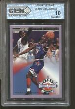 1993-94 Michael Jordan Fleer All-Star #5 Gem Mint 10 Chicago Bulls