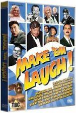 Make 'em Laugh The Complete Series 5027626446840 With John Cleese DVD