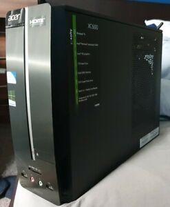 Acer Aspire XC-600 Intel Pentium G2030 2.8GHz, 8GB RAM, 1TB HDD, WiFi, LAN, WLAN
