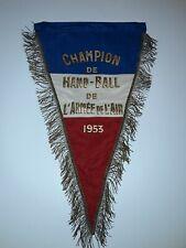 Fanion  Sportif Armée de l'air REGION AÉRIENNE/ HAND BALL 1953
