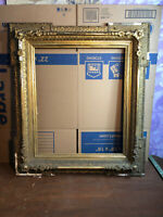 "Rare Victorian Gesso Picture Frame Fits 20""by 24"" Painting Civil War Era?"