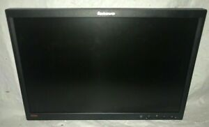 "Lenovo Thinkvision 22"" Computer Monitor Model LT2252pwA with power cable"