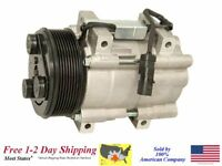 5.2L only 1993-1999 Grand Cherokee New AC AC Compressor with clutch