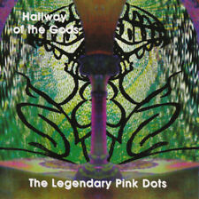 THE LEGENDARY PINK DOTS Hallway Of The Gods CD 1997