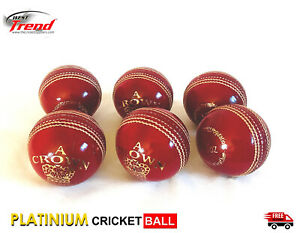 League Quality cricket balls for 50 overs 5.5oz-A Grade KOKA STYLE WEST TREND ®