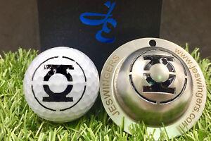 Green Lantern Golf Ball Custom Marker Stainless-Steel