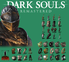 Dark Souls Remastered PC Steam - All Items Pack | 150 Million Souls