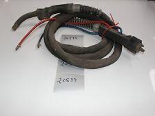 Schlauchpaket Schweißbrenner für MIG MAG Schutzgas Schweißgerät 3m #20599