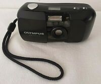 Olympus Mju 1 35mm Point And Shoot Camera - Fully Working Film Tested