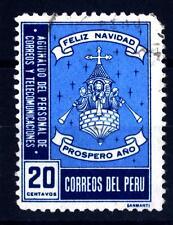 PERU - 1962 - Natale