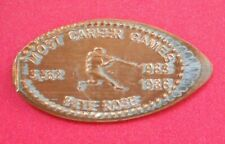 Pete Rose elongated penny Usa cent Mlb Baseball coin Most Career Games