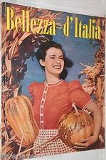 BELLEZZA D ITALIA 1950 Napoli Imago Antiqua Cavalli Portofino Caccia all orso di