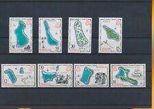 LM79733 Kiribati maps cartography fine lot MNH