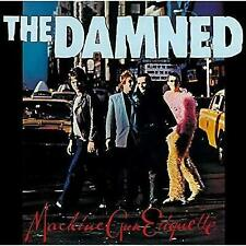 Machine Gun Etiquette by The Damned (CD, Like New, 2007, Chiswick Records
