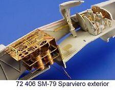 Eduard 1/72 Savoia Marchetti SM.79 Sparviero exterior # 72406