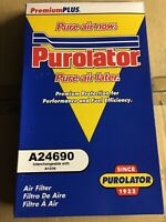 Purolator A24690 Air Filter For Holden Apollo93-97 Toyota Camry93-01,Avalon95-05