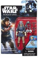 Star Wars: Rogue One Captain Cassian Andor Hasbro 3.75 Inch Action Figure | NEW