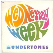 "The Undertones - Wednesday Week - 7"" Vinyl Record Single"