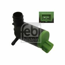 Windscreen Washer Pump (Fits: Fiat) | Febi Bilstein 14359 - Single