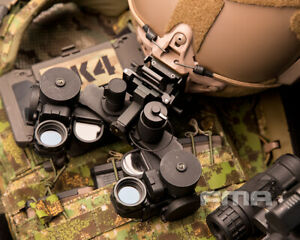 FMA Airsoft Paintball PVS21 Night Vision Goggles NVG DUMMY Model No Function Kit