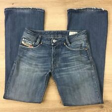 Diesel Industry Koffha Distressed Bootcut Men's Jeans Sz 29 Actual W31 L30 (G7)