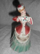 Goldscheider White Christmas Porcelain Doll by Peggy Porcher