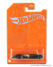 Hot Wheels 2021 53rd Anniversary Orange and Blue Series Set of 5