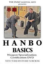 Hanbo - Short Staff of the Ninja