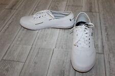 Keds Craze T Toe Leather Casual Shoe - Women's Size 11M White