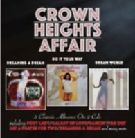 CROWN HEIGHTS AFFAIR-DREAMING A DREAM...-IMPORT 2 CD WITH JAPAN OBI G48