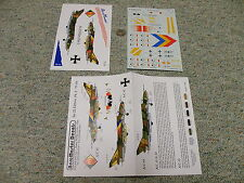 AeroMaster  decals 1/72 72-126 SU-22 Fitters Part I    H83