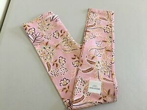 New Old Navy Girls Pink Floral Leggings S, M, L, XL